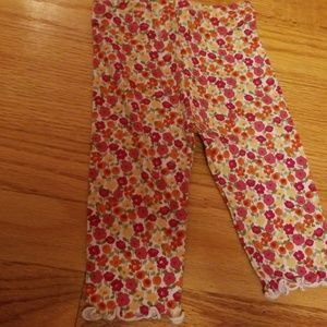 Gymboree baby girl pants  new without tags